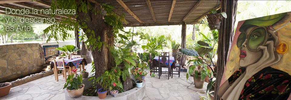 Hotel villa mozart macondo puerto escondido m xico for El jardin escondido